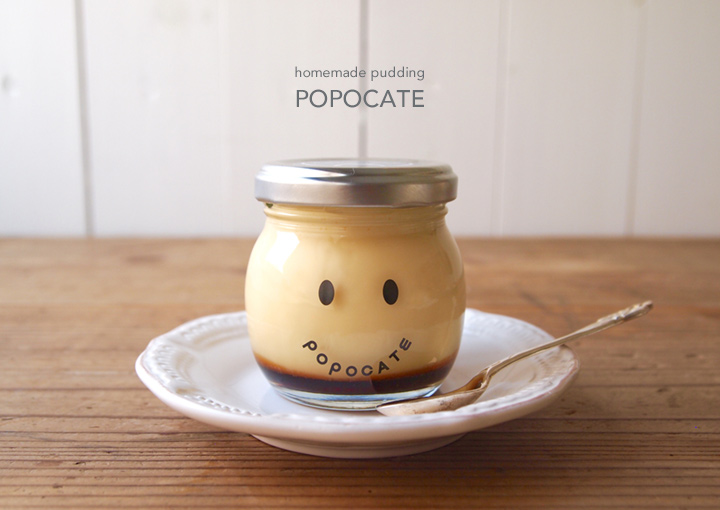 homemade pudding POPOCATE